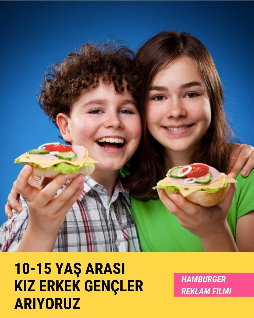 10-15 Yaş Arası Kız Erkek Gençler Arıyoruz